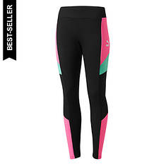 PUMA Women's Retro Rib Legging