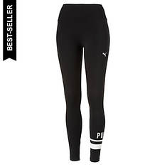 PUMA Women's Athletic Logo Leggings