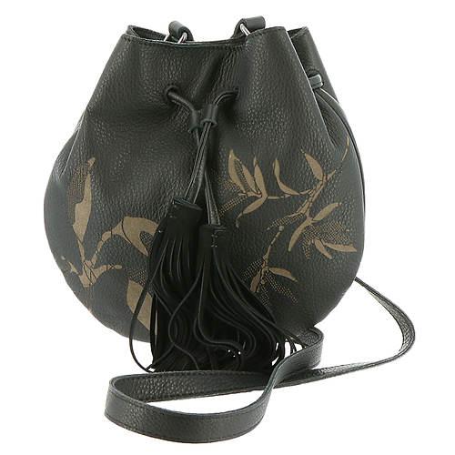 Lucky Brand Anza Drawstring Crossbody Bag