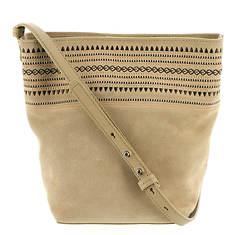 Lucky Brand Peony Crossbody Embroidery Bag