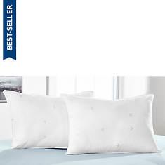 All-Night Fresh 2-Pack Jumbo Pillow Set