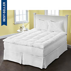 Pillow-Top Down Alternative Mattress Topper