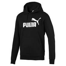 PUMA® Men's Essentials Fleece Big Logo Hoodie