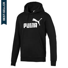 PUMA® Men's Essentials Fleece Big Logo Hoodie