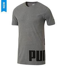 PUMA Men's No. 1 Logo Wrap Tee