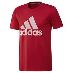 adidas Men's Badge of Sport Mesh