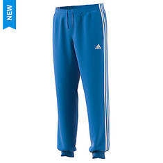 adidas Men's Essentials 3S Tapered Tricot Pant