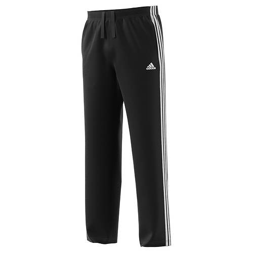 adidas Men's Essentials 3S Regular Fit Fleece Pant