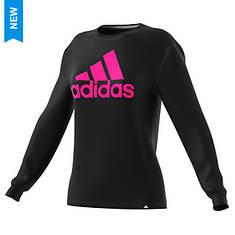 adidas Women's Badge of Sport LS
