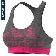 adidas Women's Don't Rest Alphaskin Sport Bra LG