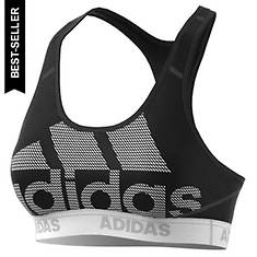 adidas Women's Don't Rest Alphaskin Sport Bra LG