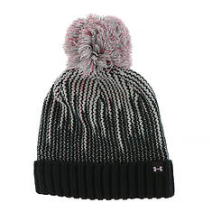 Under Armour Girls' Infinity Pom Beanie