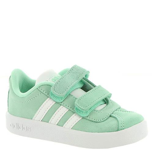 buy online 4ae39 ef4f7 adidas VL Court 2.0 CMF I (Girls  Infant-Toddler). 1096509-1-A0 ...