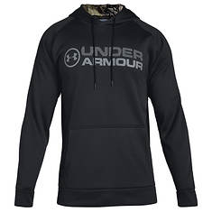 Under Armour Men's Storm Armour Fleece Stacked Hoodie