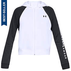 Under Armour Women's Rival Fleece FZ Hoodie