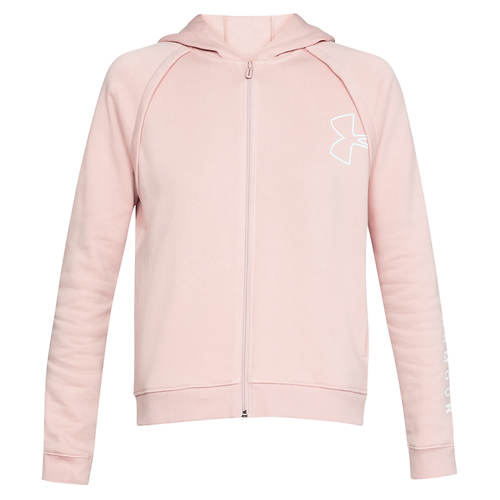 9a5ececa4d0c Under Armour Women s Rival Fleece FZ Hoodie - Color Out of Stock ...
