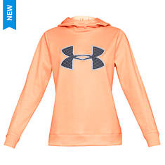 Under Armour Women's Synthetic Fleece PO Big Logo