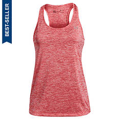 Under Armour Women's Tech Tank-Twist