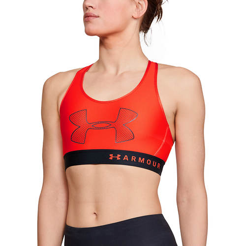 Under Armour Women's Armour Mid Graphic Bra