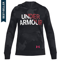 Under Armour Girls' Rival Hoodie