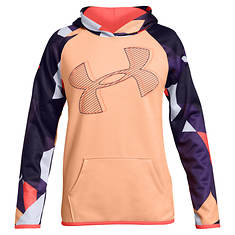 Under Armour Girls' AF Hoodie Printed Logo