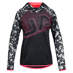 Under Armour Girls' AF Hoody UA Logo