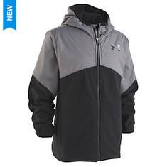Under Armour Boys' North Rim Microfleece Jacket
