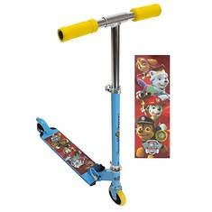Nickelodeon Paw Patrol 2-Wheel Scooter