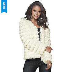 Faux Fur Lightqweight Jacket