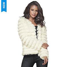 Faux Fur Lightqweight Jacket