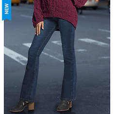 High Waist Bootcut Jean