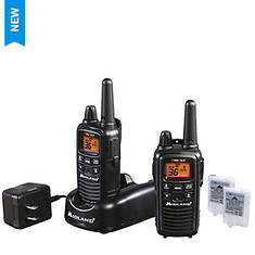 Midland 36 Channel 2-Way Radios with Act Monitor