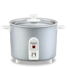 Panasonic 1.5-Cup Mini Rice Cooker with Lid