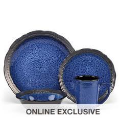 Cuisinart 16-Piece Ceramic Stoneware Set