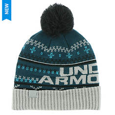 Under Armour Men's Retro Pom 3.0 Beanie
