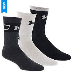 Under Armour Men's Phenom  SC30 2.0 Crew Socks