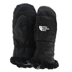 The North Face Girls' Reversible Mossbud Swirl Mitten