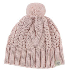 The North Face Girls' Baby Cable Minna Beanie