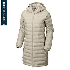 Columbia Women's Lake 22 Long Hooded Jacket