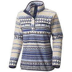 Columbia Women's Mountain Side Printed Pull Over