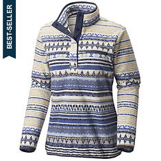 Columbia Women's Mountain Size Printed Pull Over