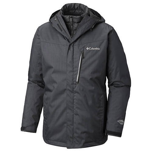Columbia Men's Whirlibird III Interchange Jacket