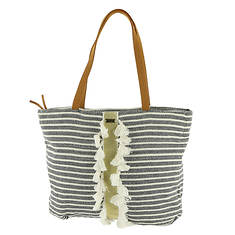 Roxy Catch On Fire Tote Bag