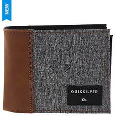 Quiksilver Men's Freshness Plus 4 Wallet