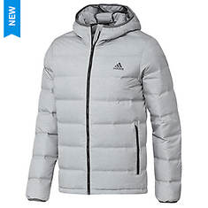 adidas Men's Helionic Hooded Jacket