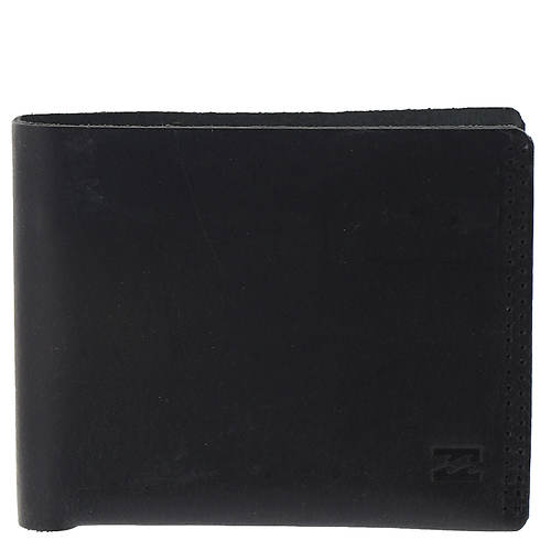 Billabong All Day Leather Wallet