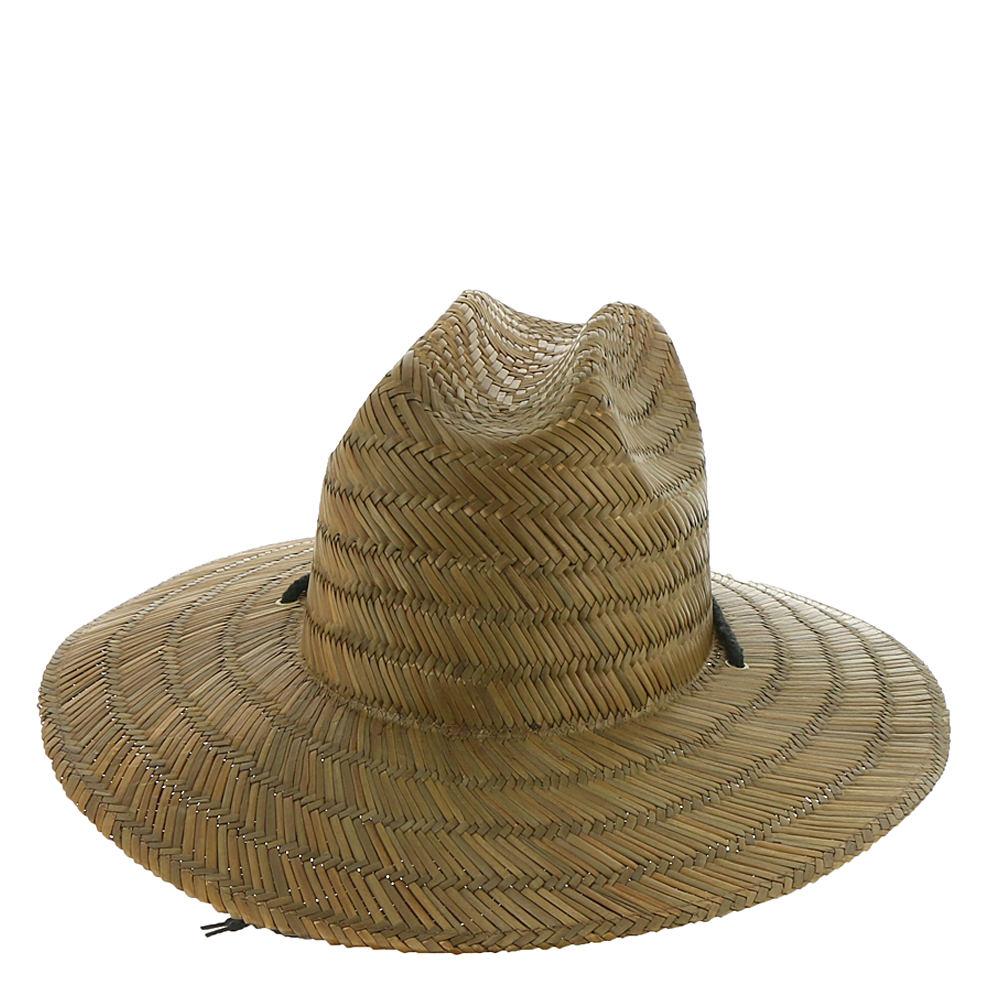 0f23d200bd794 Billabong Men s Tides Straw Hat Brown One Size for sale online