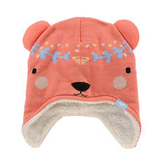 Roxy Snow Girls' Bear Teenie Beanie