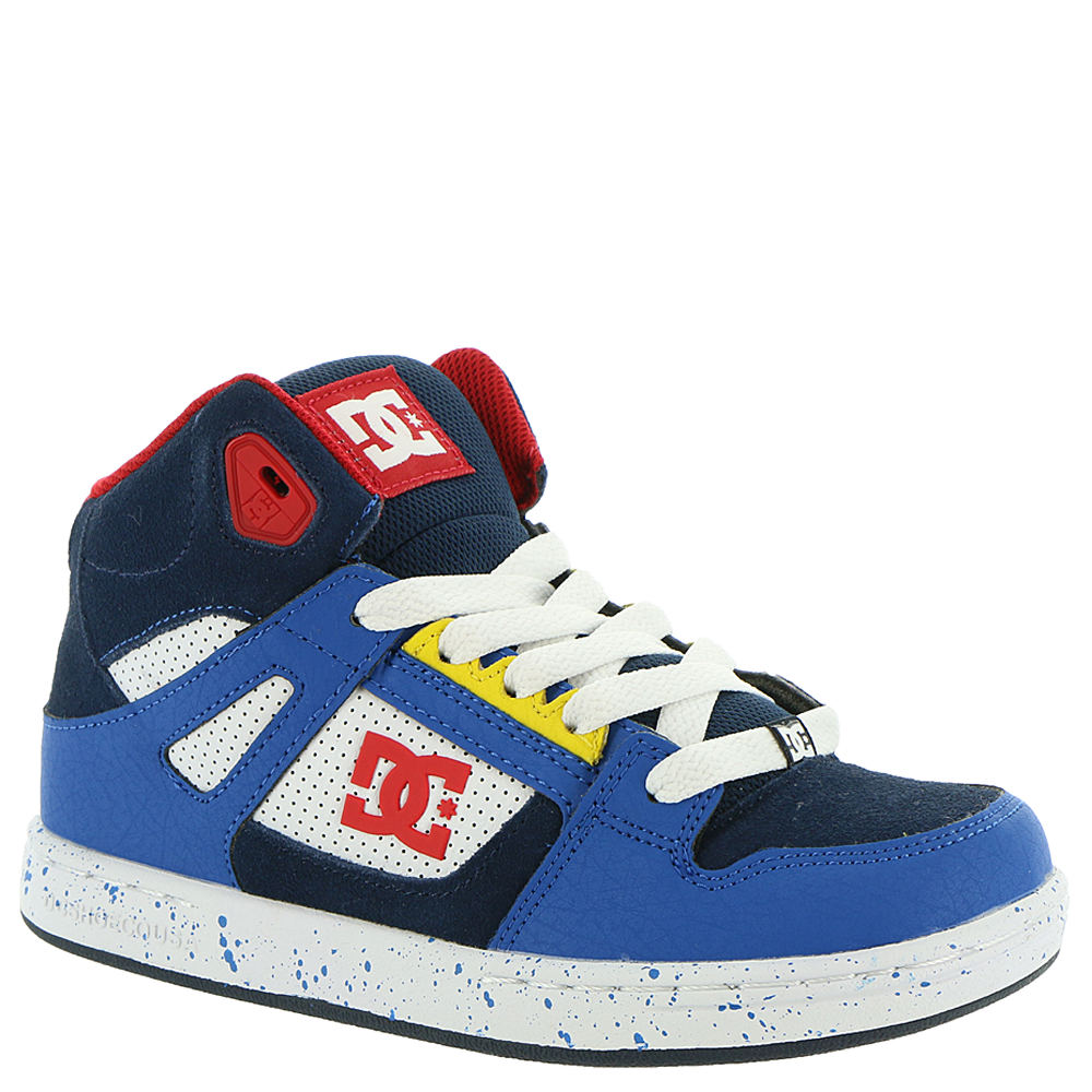 7278ecf281 Details about DC Pure High-Top SE Boys' Toddler-Youth Skate