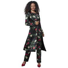 Fabulous Floral Pant Set